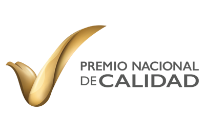 Premio Nacional de Calidad / National Quality Award